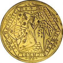 Zlatá medaile Oživenie Kremnického baníctva Jednodukát 1934