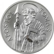 Stříbrná medaile Apoštol Tomáš 2018 Standard
