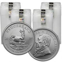 Strieborná investičná minca Krugerrand 1 Oz (Odber nad 100 Ks)