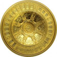 Zlatá mince Katedrála svatého Pavla 2019 Proof