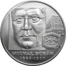 Stříbrná mince Michal Bosák - 150. výročí narození 2019 Standard