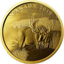 Zlatá mince Los kanadský 1 Oz 2019 Proof