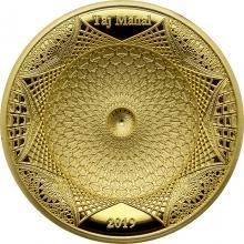 Zlatá mince Tádž Mahal 2019 Proof