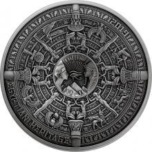 Strieborná minca 1 kg dedičstva Egypťanov 2019 Antique Standard