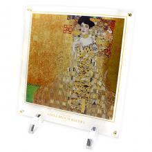 Gustav Klimt Adele Bloch-Bauer I Exkluzivní stříbrná mince Velikáni umění 2020 Standard