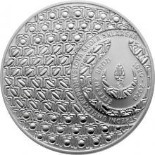 Stříbrná mince 200 Kč Založení SUPŠ sklářské v Železném Brodě 100. výročí 2020 Standard