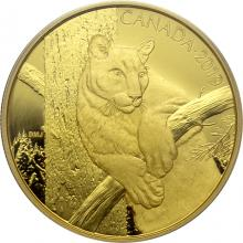 Zlatá minca Puma 2019 Proof (.99999)