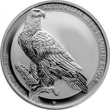Stříbrná investiční mince Orel klínoocasý 1 Oz 2016