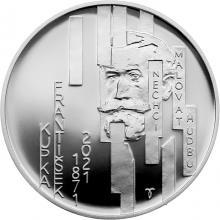 Strieborná minca 200 Kč František Kupka 150. výročie narodenia 2021 Proof