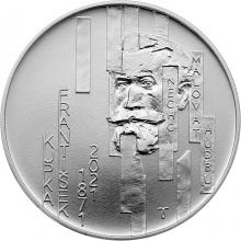 Stříbrná mince 200 Kč František Kupka 150. výročí narození 2021 Standard