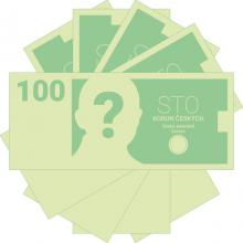Karel Engliš bankovka 100 Kč emisie 2022