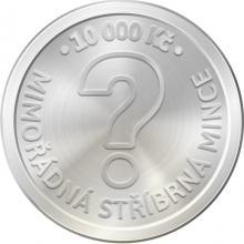 Stříbrná mince 10000 Kč Založení Velké Prahy 1kg 2022
