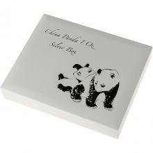 Bíla krabička pro 20 x 1 Oz Ag mince Panda