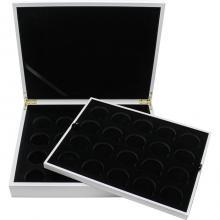 Bíla krabička pro 40 x 1 Oz Ag mince Panda