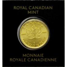 Zlatá investičná mince Maple Leaf 1 g 2020
