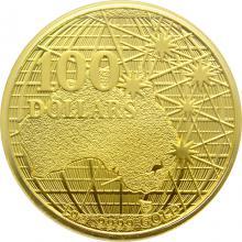 Zlatá investiční mince Beneath the Southern Skies 1 Oz 2020