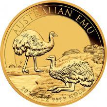 Zlatá investičná minca Emu 1 Oz 2020