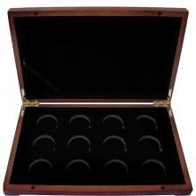 Dřevěná krabička 12 x Au Lunární série III. 2020 - 2031