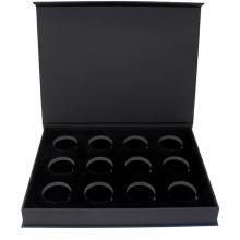 Černá krabička 12 x Ag Lunární série III. 2020 - 2031