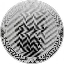 Stříbrná mince Icon Tokelau 1 Oz 2020