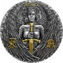 Stříbrná mince Dobro 2 Oz 2021 Antique Standard