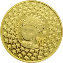 Zlatá mince Malý princ 2021 Proof