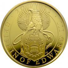Zlatá minca Griffin of Edward III 1 Oz 2021 Proof