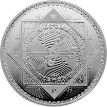 Stříbrná mince Vivat Humanitas Tokelau 1 Oz 2021