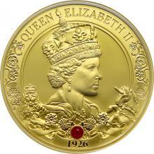 Zlatá mince Královna Alžběta II. - 95. výročí narození 1 Oz 2021 Proof