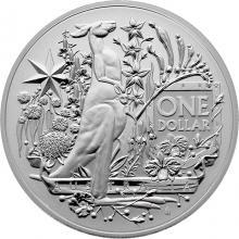 Stříbrná investiční mince Australia´s Coat of Arms 1 Oz 2021