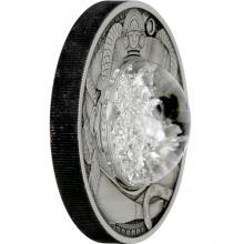 Stříbrná mince 2 Oz Slzy měsíce 2021 Antique Standard