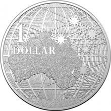Stříbrná investiční mince Beneath the Southern Skies 1 Oz 2021