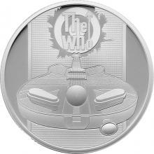 Stříbrná mince Hudební legendy - The Who 1/2 Oz 2021 Proof