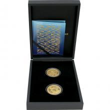 Tangaroa - Guardian of the Ocean - Sada zlatých mincí 2021 Proof