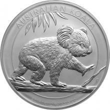 Stříbrná investiční mince Koala 1Kg 2016