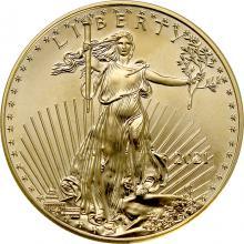 Zlatá investičná minca American Eagle 1 Oz Typ 1