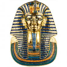 Zlatá mince 3 Oz Maska Tutanchamona 2022