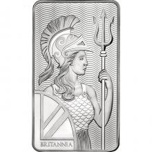 311g The Royal Mint - Britannia Investiční stříbrný slitek