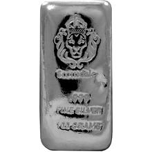 100g Scottsdale USA Investiční stříbrný slitek