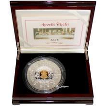 Stříbrná mince 12 apoštolů 1 Kg Puzzle 2008 Proof