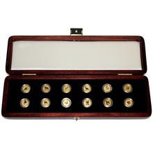 12 Year Collection Exkluzivní zlatá Lunární sada 1996-2007 1/20