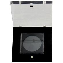 Univerzální akrylová krabička pro jednu minci do váhy 1 unce