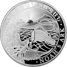 Strieborná investičná minca Noemova archa Arménia 1/2 Oz