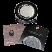 1kg Aztécký kalendář Stříbrná mince 2012 Proof