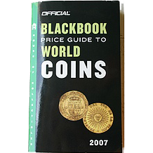 The Official 2007 Blackbook Price Guide to World Coins