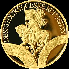 Desetidukát ČR 2007 Svatý Václav Proof