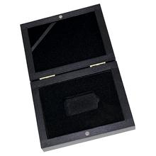 Drevená krabička na zlaté slitky Argor Heraeus 1 x 250 gramů