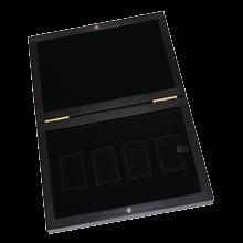 Drevenná krabička na zlaté slitky Argor Heraeus 4 x 250 gramů