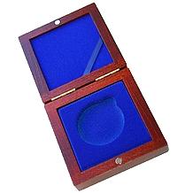 Dřevěná krabička 1 x Ag 45 mm
