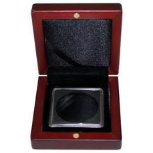 Univerzálna hnedá krabička pre jednu mincu do váhy 1 unca